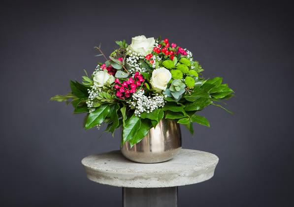 Blumenstrauß für Verkaufs- oder Büroräume
